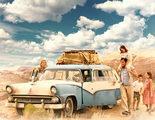Póster español de 'El castillo de cristal', con Brie Larson, Naomi Watts y Woody Harrelson