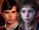 Así ha crecido Charlie (el de la fábrica de chocolate) hasta 'Bates Motel'