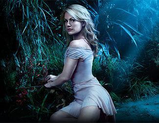 """Los pechos de Anna Paquin en 'True Blood' se """"cuelan"""" en un informativo de BBC"""