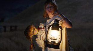 'Annabelle: Creation' logra poseer la taquilla estadounidense