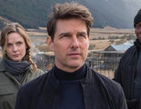 Vídeo: Tom Cruise sufre un accidente en pleno rodaje de 'Misión Imposible 6'
