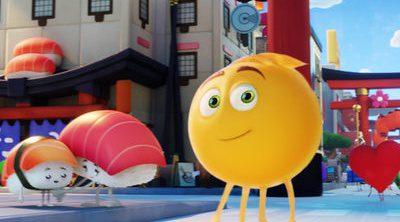 &#39;Emoji: La película&#39; lidera una cada vez menos próspera <span>taquilla española</span>