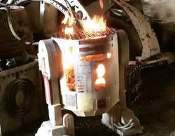 """Nuevo vídeo de 'Han Solo' con mucho fuego en """"el rincón más hostil de la Galaxia"""""""