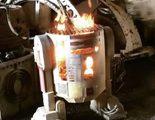 'Han Solo': Ron Howard lanza nuevas imágenes protagonizadas por Chewbacca y mucho fuego