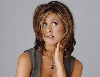 Jennifer Aniston ha opinado sobre sus pezones en 'Friends'