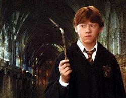 La respuesta a por qué Ron y Neville eran tan malos con la magia
