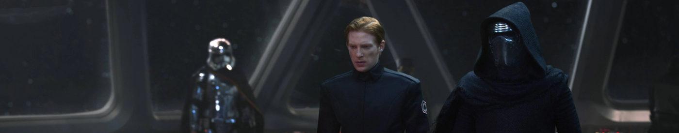 """'Star Wars: Los últimos Jedi': Adam Driver habla sobre el destino """"inesperado"""" de Kylo Ren"""