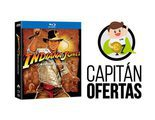 Las mejores ofertas en DVD y Blu-Ray: 'Indiana Jones', 'Trolls', 'The Leftovers' y 'Shameless'