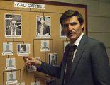 'Narcos' parodia a Rajoy y sus SMS a Bárcenas en la publicidad de la tercera temporada en la Puerta del Sol