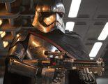 En 'Star Wars: Los últimos Jedi' no veremos a la Capitana Phasma sin casco
