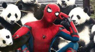 Los curiosísimos pósters de 'Spider-Man: Homecoming' en China son