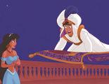 'Aladdin': Primera foto del rodaje con Will Smith y los protagonistas