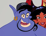El selfie de los protagonistas del remake de 'Aladdin', recreado con los personajes de la película de animación
