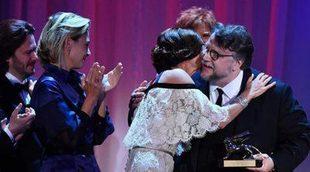 Guillermo del Toro se alza con el León de Oro en el Festival de Venecia