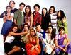 El reparto de 'Al salir de clase' se reúne por el 20º aniversario