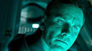 Fassbender y Madre en una escena eliminada exclusiva de 'Alien: Covenant'