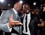 Nueva pelea en 'Fast & Furious': Tyrese Gibson se enfrenta a Dwayne Johnson por el spin-off de Hobbs