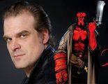 Primera imagen del nuevo Hellboy, David Harbour ('Stranger Things'), en 'Rise of the Blood Queen'