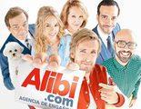 'Alibi.com: Agencia de mentiras': El chiste de quién la tiene más grande