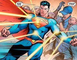 Superman defiende a un grupo de inmigrantes ilegales y ya hay polémica