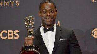 Emmy 2017: Sterling K. Brown se indigna al no poder acabar su discurso