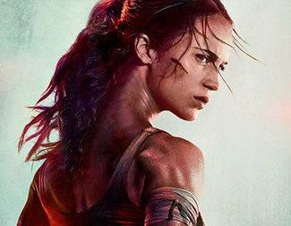 'Tomb Raider' presenta su primer póster con la nueva Lara Croft