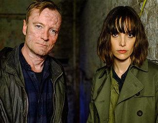 La aparición de un cadáver ha paralizado el rodaje de la serie británica 'Rellik'