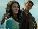 Las escenas favoritas de 'Piratas del Caribe' de Kaya Scodelario y Brenton Thwaites