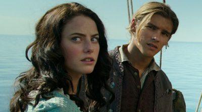 La escena favorita de 'Piratas del Caribe' de Kaya Scodelario