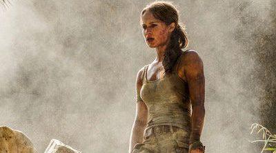 Alicia Vikander lucha, escala, salta y lo da todo en el tráiler de 'Tomb Raider'