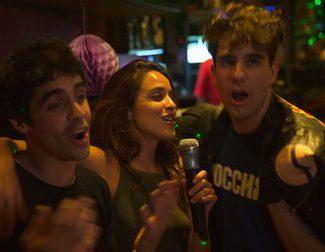 'La Llamada': Los Javis y Macarena García se van de karaoke