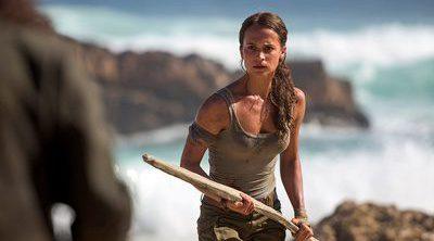 La película de 'Tomb Raider' va a ser igual que el videojuego, y esta es la prueba