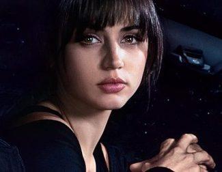 "Ana de Armas: ""Vi 'Blade Runner' varias veces para procesarla"""