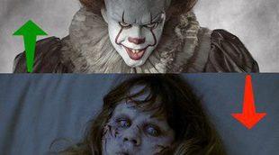 'It' supera en recaudación a 'El exorcista' y ya es la película de terror más taquillera de la historia