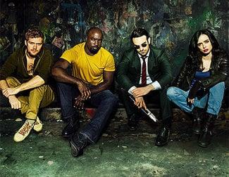 'The Defenders', la serie menos vista de Marvel y Netflix