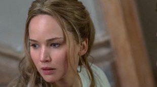 Polémica por el nuevo póster de '¡Madre!', que muestra a Jennifer Lawrence con media cara desfigurada