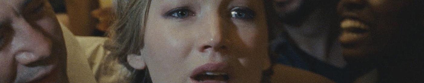Jennifer Lawrence tiene la respuesta perfecta para los que critican 'Madre!'