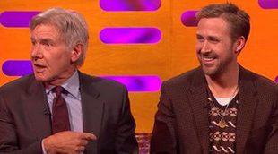 Harrison Ford ni siquiera recuerda el nombre de Ryan Gosling