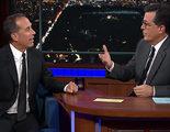 Jerry Seinfeld y Stephen Colbert debaten si es posible aún disfrutar de los antiguos shows de Bill Cosby