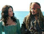 Kaya Scodelario ya firmó su regreso para 'Piratas del Caribe 6'