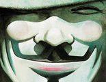 'V de Vendetta' podría ser una serie en la televisión británica