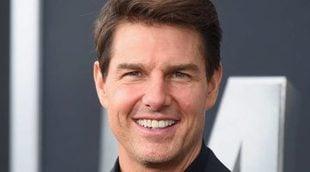 """Gráfica: La creciente diferencia de edad entre Tom Cruise y sus """"parejas"""""""