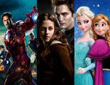 'Los Vengadores' y otros 11 pares de películas muy distintas que comparten el mismo título