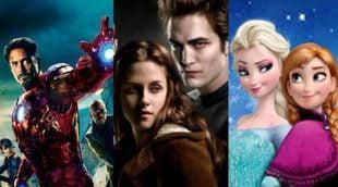 12 pares de películas muy distintas pero que comparten el mismo título