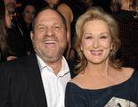 Meryl Streep condena a Harvey Weinstein: 'Su comportamiento es inexcusable'