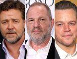 Matt Damon y a Russell Crowe podrían haber ayudado a hundir un artículo contra Harvey Weinstein