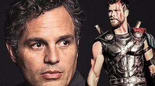 Mark Ruffalo piratea sin querer parte de 'Thor: Ragnarok'