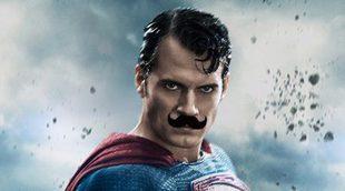 La petición para ver a Superman con bigote en 'Liga de la justicia'