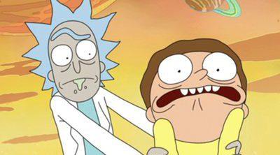 'Rick y Morty' ya tiene parodia porno y podemos ver cómo es gracias a su tráiler