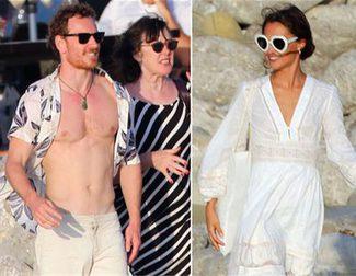 ¿Se acaban de casar Michael Fassbender y Alicia Vikander en Ibiza?